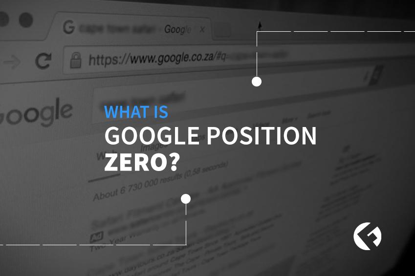 Position Zero On Google_The Fields Agency