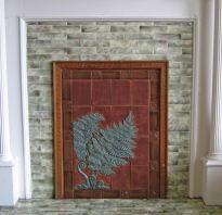 Fireplace Fern