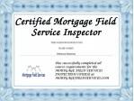 Certified Independent Contractor