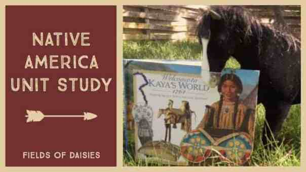 Native American Unit Study (American Girl Kaya)