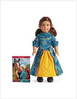 Felicity Mini Doll and Book (American Girl)