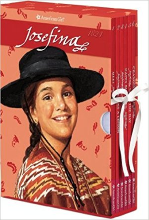 Josefina: An American Girl- Boxed Set (6 Books) with Game