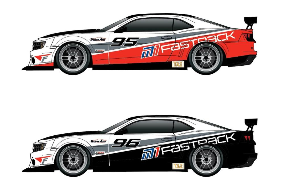Fields Racing/Scott Lagasse Jr. Racing in Sebring Trans Am Season ...