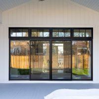 double sliding patio doors