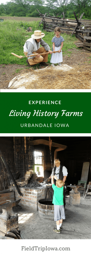 Living History Farms Iowa