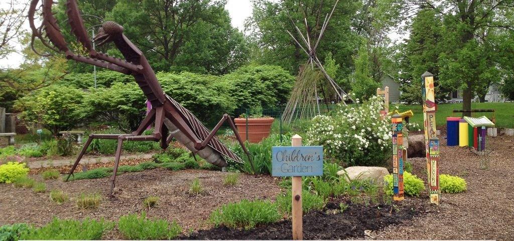 Enabling Garden Altoona Iowa