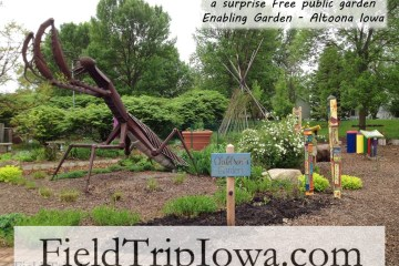 Enabling Garden Altoona Iowa