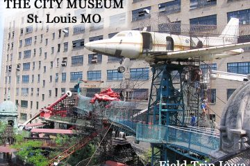 The City Museum Saint Louis MO
