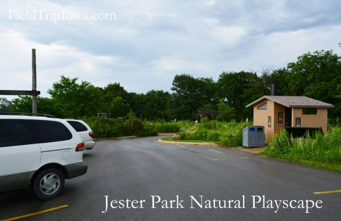 Jester Park Natural Playscape