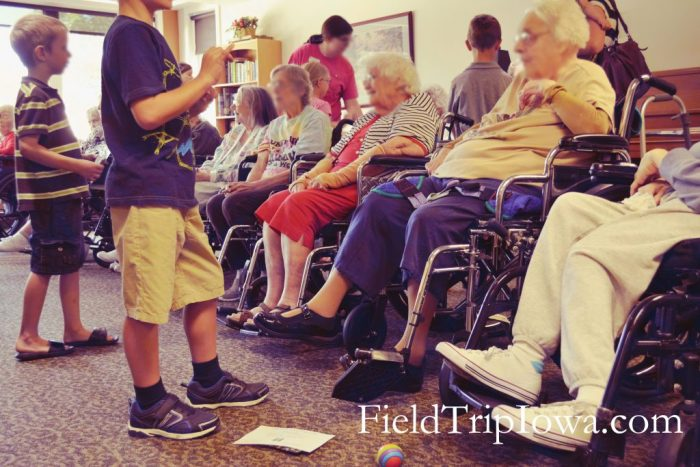 Nursing Home visit