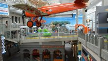 Science City at Union Station in KC is huge! There is something for every age group!