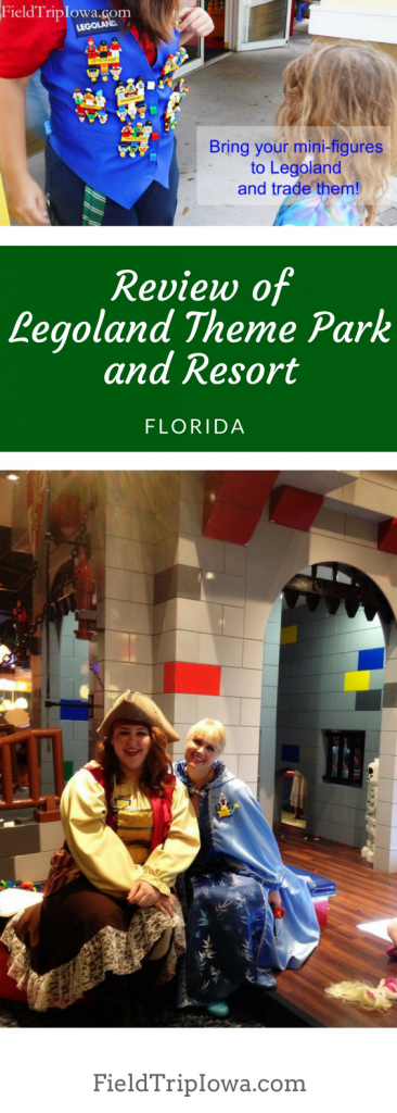Review of Legoland Theme Park and Resort