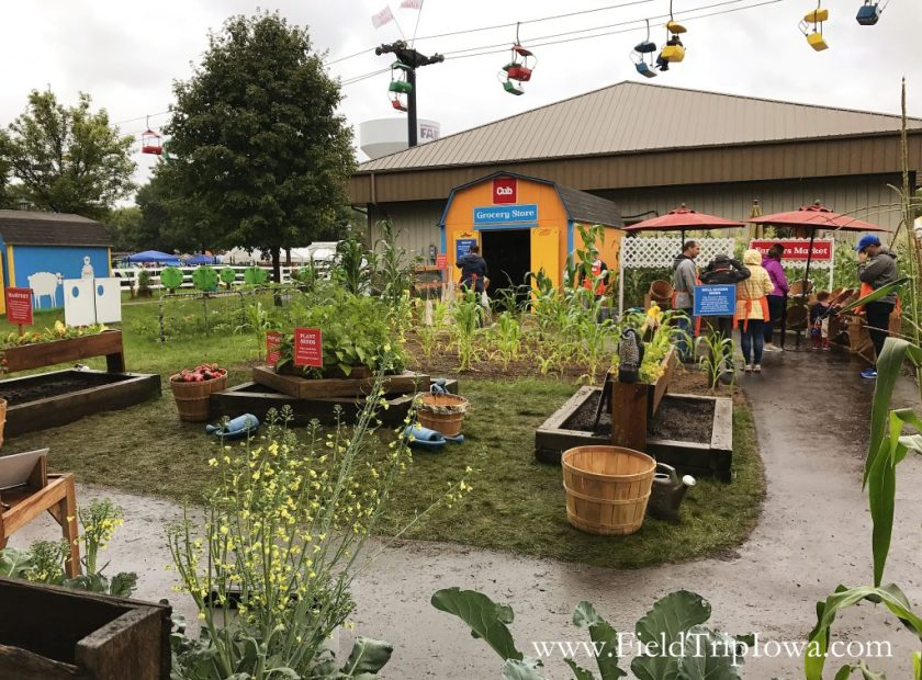Little Helping Hands Farm at Minnesota State Fair