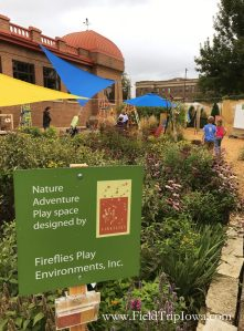 Natural playspace at Minnesota State Fair