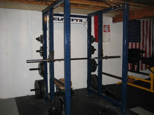 3X3 Professional Rack from EliteFTS