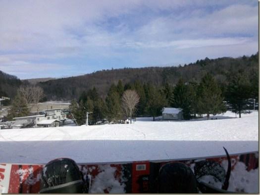 2010-02-08 - Snowboarding