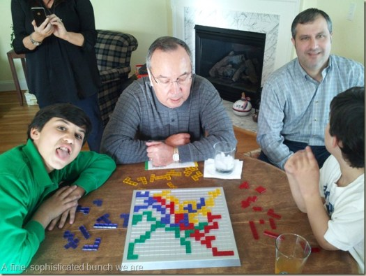 Thanksgiving Blokus