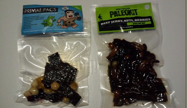 Review Without Influence: PaleoKits vs. Primal Pacs