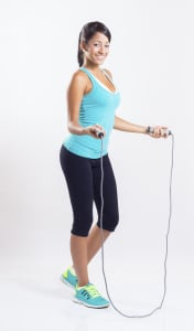 Try our Anytime, Anywhere Workout! (Thinkstock/Getty Images)