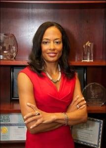 Linda Goler Blount runs the Black Women's Health Imperative.