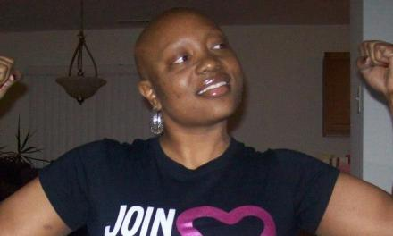 She's a Survivor: Tiffany Sanders vs. Breast Cancer