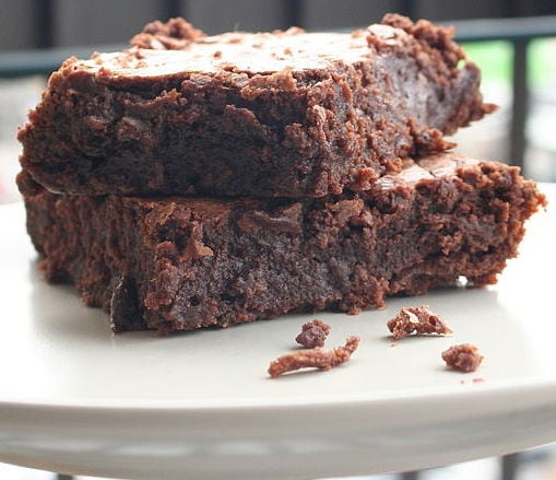'Tis the Season for Spiced Brownies
