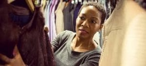 """Costume designer Rita McGhee, responsible for the style of characters on many films and TV shows, is up for an Emmy Award for """"Empire."""" (Fox Photo)"""