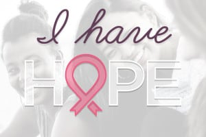 Get your mammogram this October, Breast Cancer Awareness month.