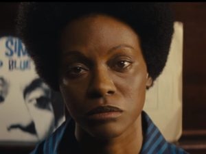 """Ta-Nehisi Coates examines deeper issues beyond the casting of Zoë Saldana in the forthcoming biopic on Nina Simone. Critics have objected to the choice of Saldana from the outset, and now especially with her depicted with dark makeup, a wider prosthetic nose and a wig in this still from the trailer for """"Nina."""" Ta-Nehisi Coates examines deeper issues beyond the casting of Zoë Saldana in the forthcoming biopic on Nina Simone. Critics have objected to the choice of Saldana from the outset, and now especially with her depicted with dark makeup, a wider prosthetic nose and a wig in this still from the trailer for """"Nina."""""""