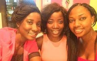 Tress founders Cassandra, Esther and Priscilla Kwamena Som Photography