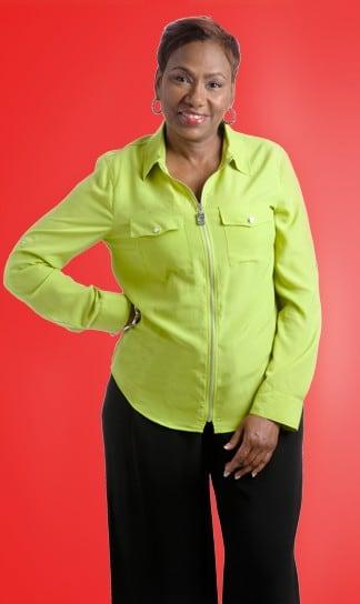 HIV/AIDS activist Maria Davis is devoted to saving lives.