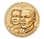 """A 2004 Congressional Gold Medal for the Kings' """"Distinguished Service to Humanity."""""""