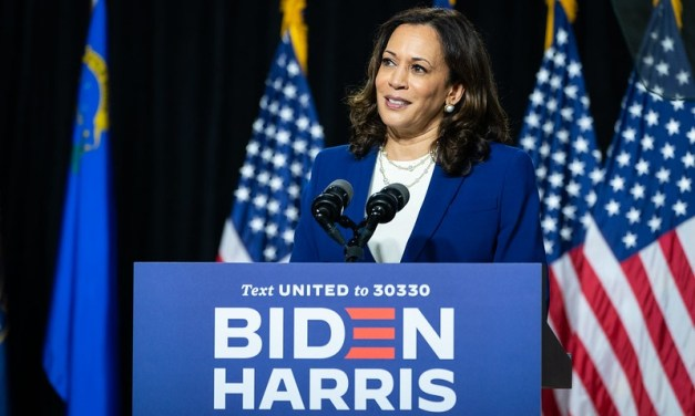 Kamala Harris Says, 'When We Vote, Things Change'