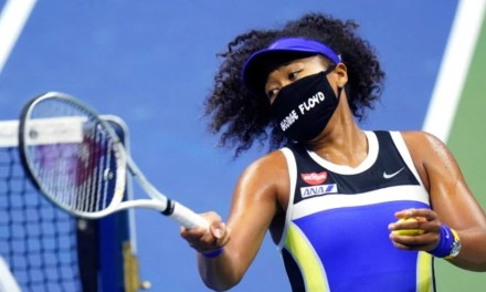 Naomi Osaka: A New Profile in Courage