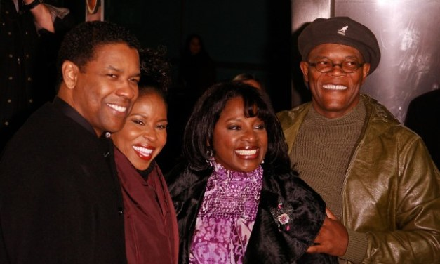 The Fierce Friendship of Actors Pauletta Washington and LaTanya Richardson Jackson