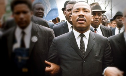 Martin Luther King: 'Darkness Cannot Drive Out Darkness'