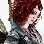 pinch braid hair extensions red hair