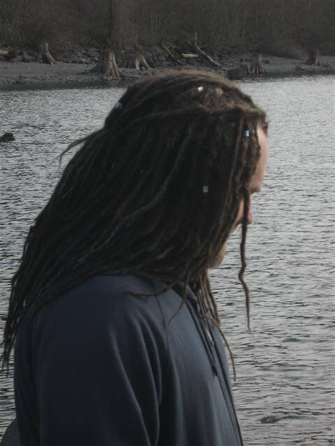 natural looking synth dreads