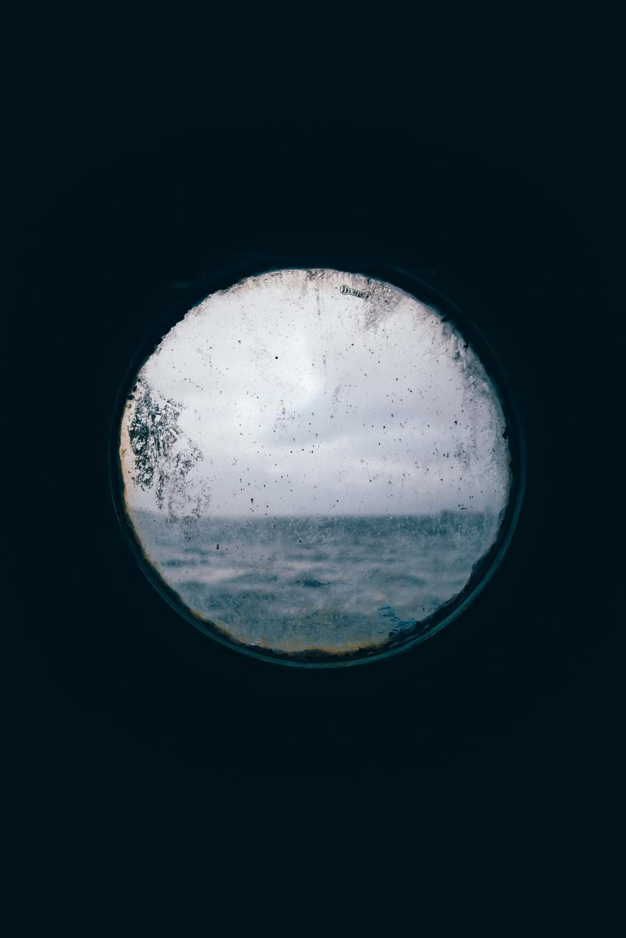 Round Window View of the Ocean - Photo by Johannes Rapprich from Pexels