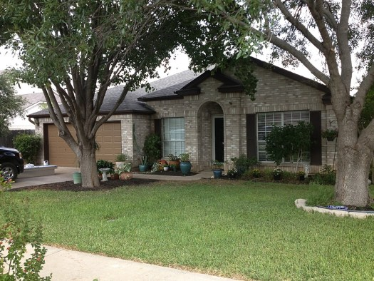 Exterior Paint On Cedar Park Home Fierro Painting
