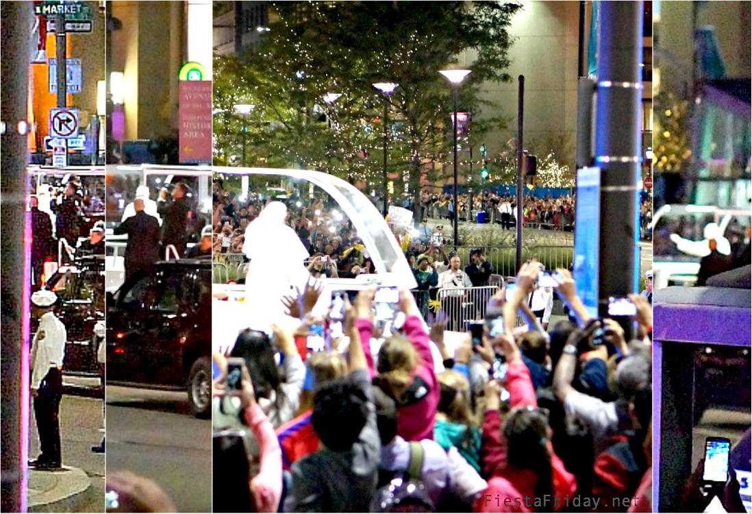 Pope Francis in Philadelphia