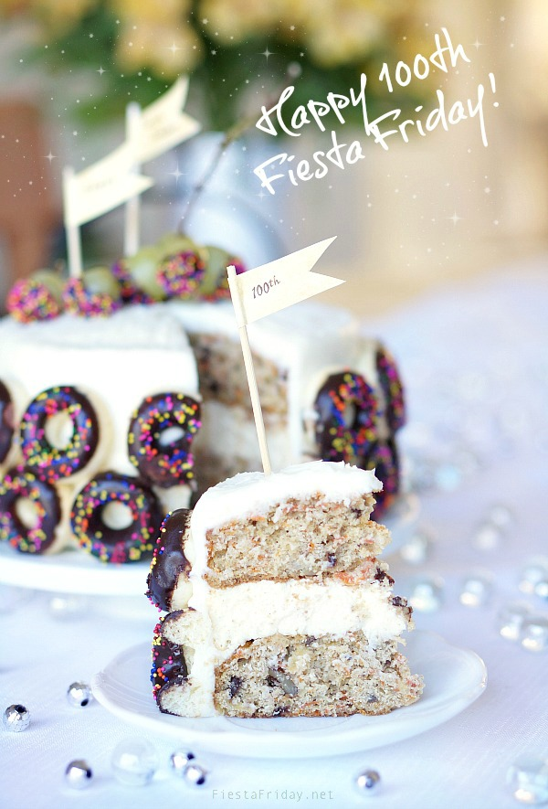 Happy 100th Fiesta Friday | fiestafriday.net