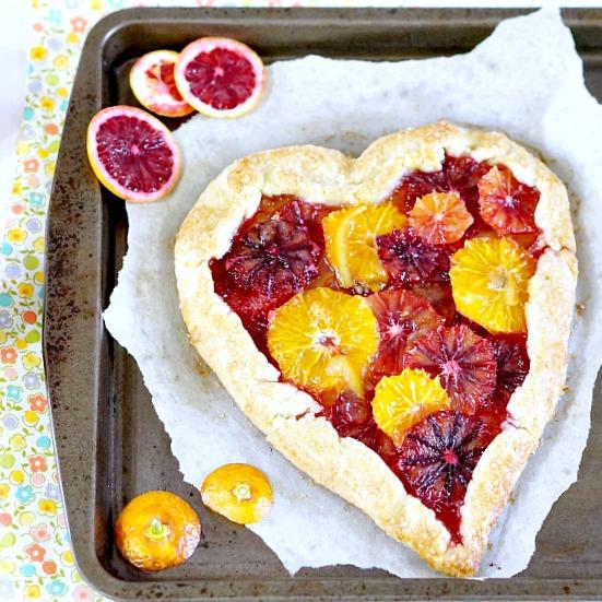 Valentine's day Tart