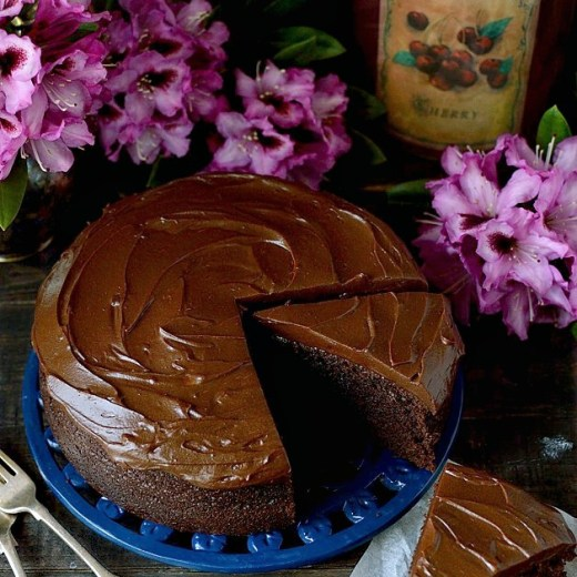 Chocolate-stout-cake-with-stout-ganache