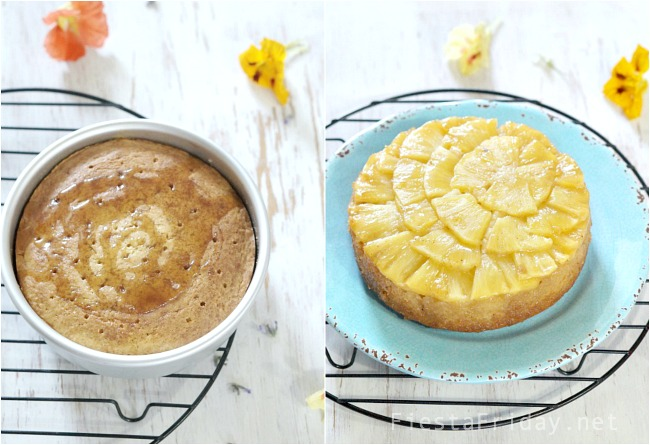 pineapple aside down cake how toe | fiestafriday.net