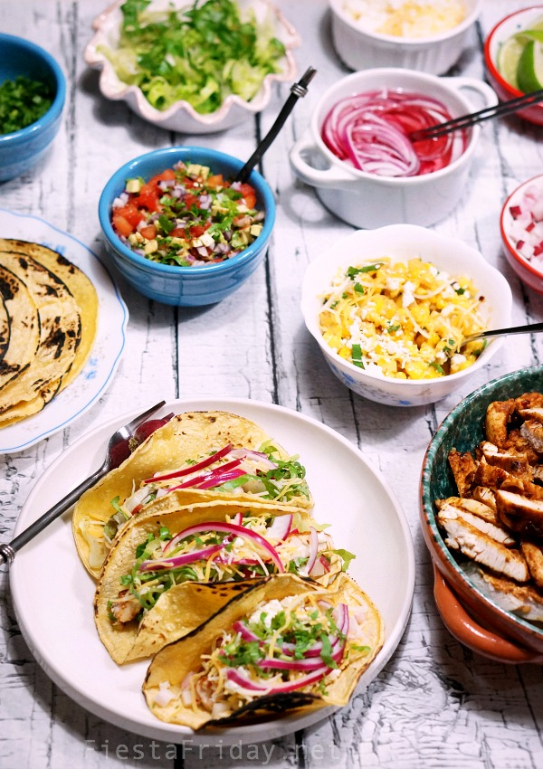 cinco-de-mayo-taco-bar | fiestafriday.net