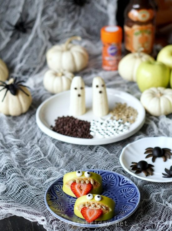 healthy halloween treats fiesta friday