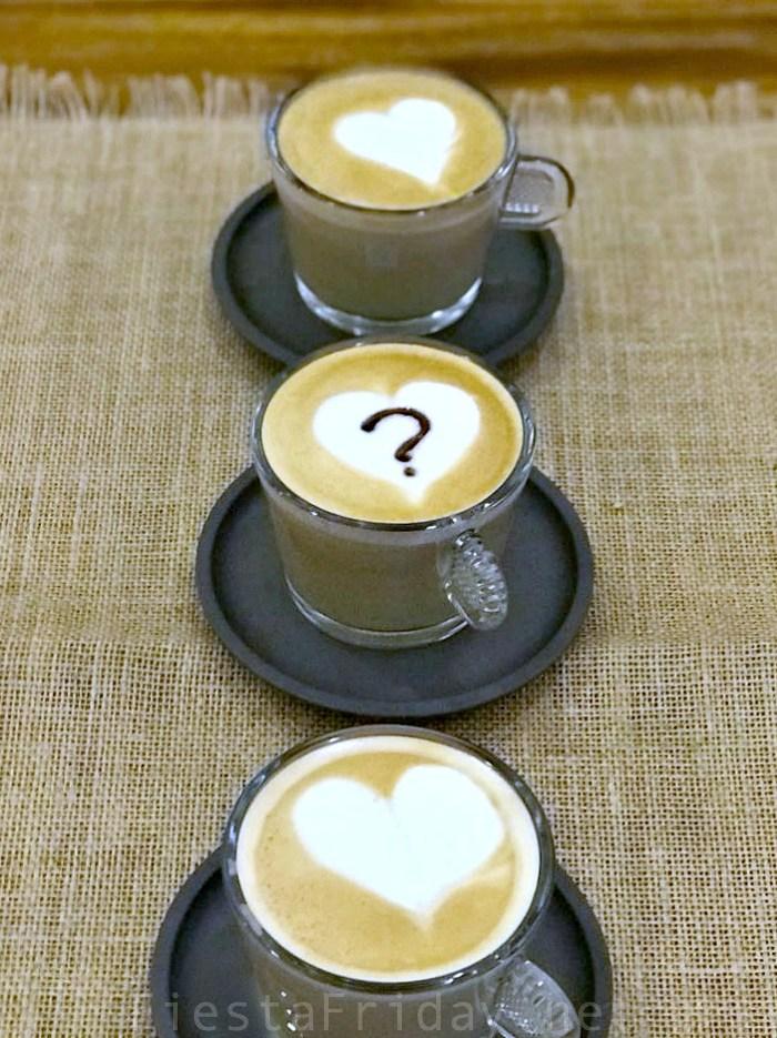Latte Art | FiestaFriday.net