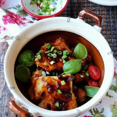 Vietnamese Claypot Fish