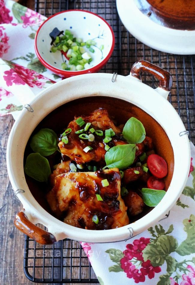 Ca Kho To (Vietnamese Claypot Fish)